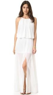 Плиссированное платье Amelie Line & Dot