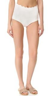 Плавки бикини Palm Springs с высокой талией Marysia Swim