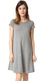 Пляжное платье-футболка Current/Elliott
