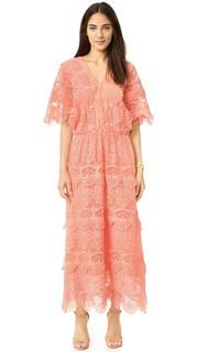 Вечернее платье Seashell Siren Nightcap x Carisa Rene