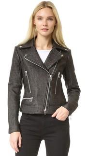 Байкерская куртка Bonita Veronica Beard