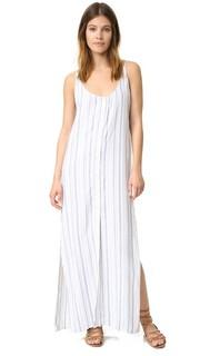 Макси-платье на пуговицах спереди Bella Dahl