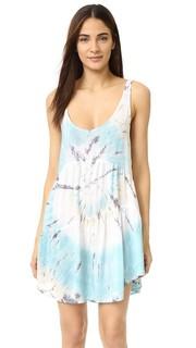 Платье-комбинация без рукавов Blue Life