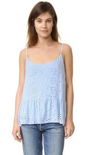 Блуза Marisa в стиле майки из кружевного шитья Velvet