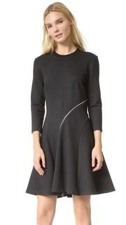 Платье Ergonomic с молнией McQ - Alexander Mc Queen