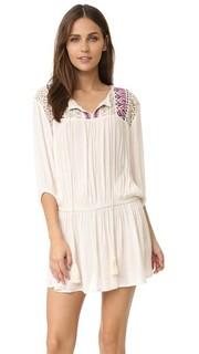 Мини-платье с вышивкой Glamorous