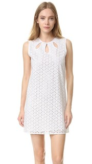 Мини-платье с вырезом Jenni Kayne