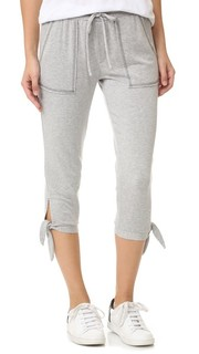 Уютные брюки из махрового трикотажа Splendid