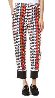 Пижамные брюки Victoria Victoria Beckham