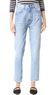 Джинсы-скинни Mimi с высокой посадкой M.I.H Jeans