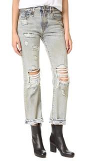 Непринужденные прямые джинсы Catherine R13