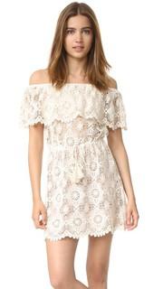 Платье с открытыми плечами Moon Sister Somedays Lovin