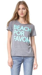 Футболка Beach Por Favor Chaser