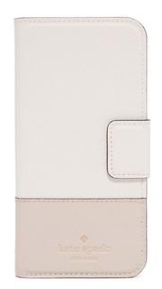 Кожаный чехол-книжка для iPhone 6/6s Kate Spade New York