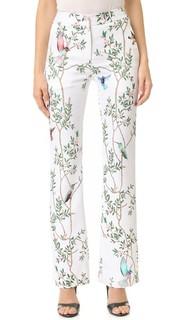 Прямые брюки Monique Lhuillier