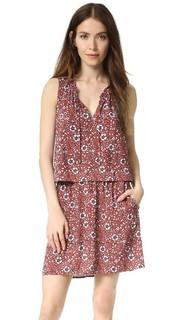Платье Friesian с цветочным рисунком Splendid