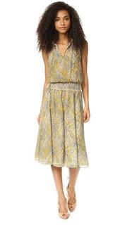 Платье со сборками на талии Twelfth St. by Cynthia Vincent