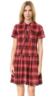 Трикотажное платье с рукавами три четверти Marc Jacobs