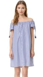 Платье в полоску Poppy Elle Sasson