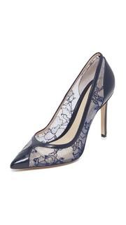 Кружевные туфли-лодочки Fatima Monique Lhuillier