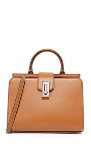 Небольшая сумка-портфель West End с ручкой сверху Marc Jacobs