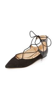 Балетки со шнуровкой Rosie Sam Edelman