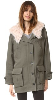 Пальто-анорак Smythe