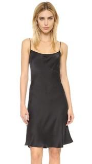 Платье-комбинация Kate Moss Jessa косого кроя Equipment