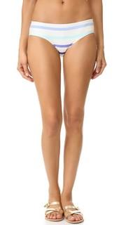 Плавки бикини с низкой талией Provincetown Kate Spade New York