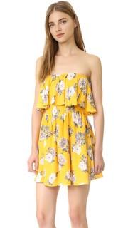 Мини-платье Spread Like с дикими цветами Minkpink