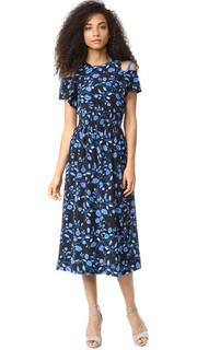 Платье Kyoto с открытыми плечами Rebecca Taylor