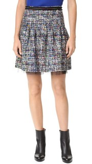 Плиссированная юбка Boutique Moschino