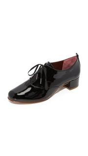Ботинки на шнурках Betty Marc Jacobs
