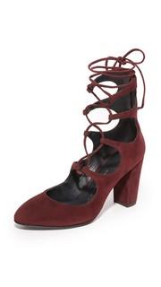 Туфли на каблуках Tie Up Giuseppe Zanotti