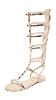 Высокие гладиаторские сандалии Giselle Rebecca Minkoff