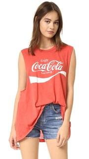 Топ Coca Cola без рукавов Wildfox