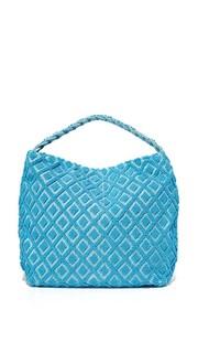 Объемная сумка с короткими ручками Chiara Isota