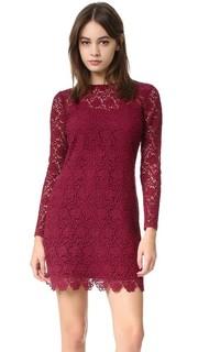 Кружевное платье Mena Shoshanna