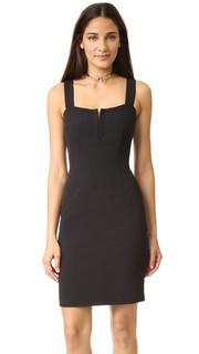 Мини-платье с перфорацией Kendall + Kylie
