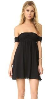 Платье с открытыми плечами Rachel Zoe