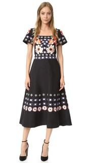 Платье Sylvie Day Temperley London