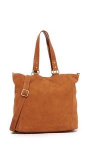 Объемная сумка с короткими ручками Minde Elle & Jae Gypset