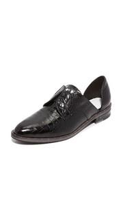 Ботинки без шнурков Wear в стиле dOrsay Freda Salvador