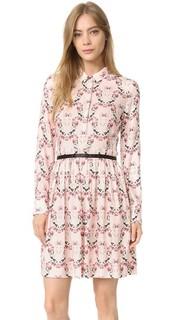 Платье-рубашка Hurley Mother of Pearl