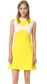 Платье с завязками на спине Victoria Victoria Beckham