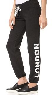 Винтажные спортивные брюки London Monrow