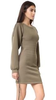 Платье Scuba MM6