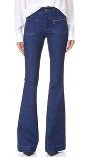 Расклешенные джинсы в стиле 70-х Stella Mc Cartney