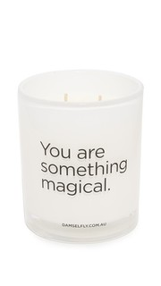 Свеча You Are Something Magical Damselfly