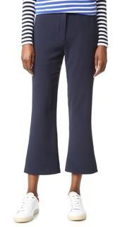 Укороченные расклешенные брюки Jenni Kayne